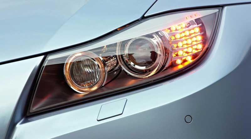 Типы ламп BMW 3 E90