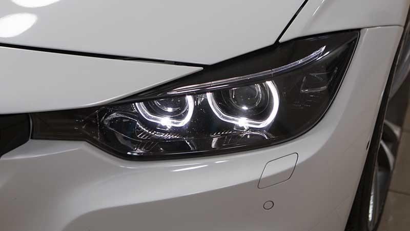 Список ламп BMW 3 F30
