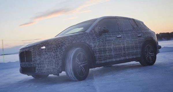Внешний вид нового BMW iNext