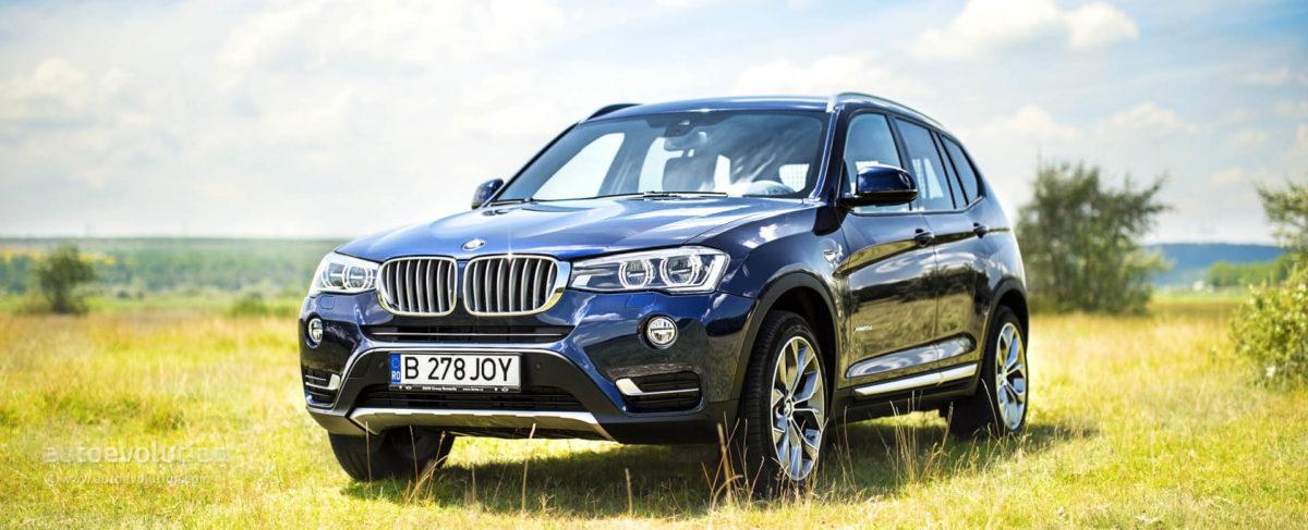 BMW X3. Обзор автомобиля BMW X3