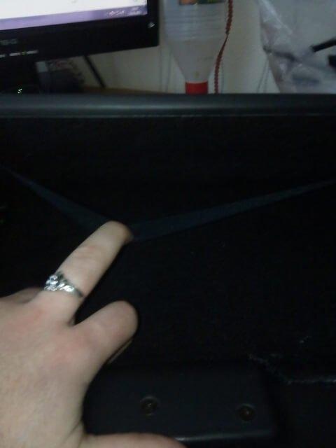 Обшивка карпетом салона автомобиля - приемлимый релультат