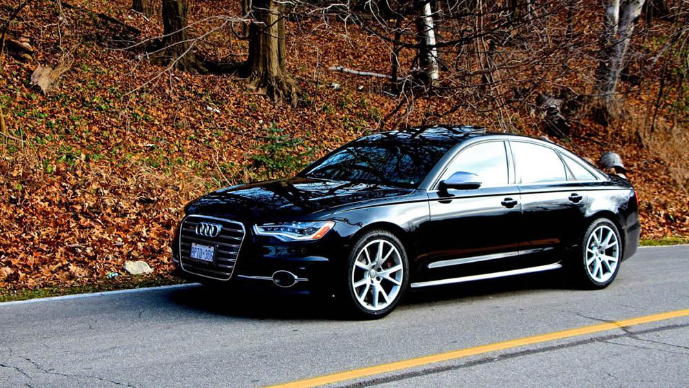 Audi S6 - лучший немецкий автомобиль Audi S6