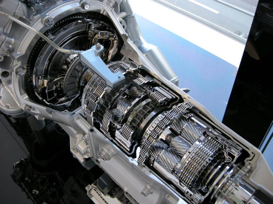 Автоматическая коробка передач - внутри как устроена АКПП