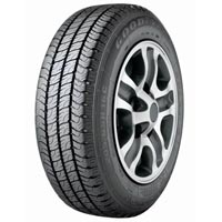 лучшая летняя резина для седана Goodyear EfficientGrip Cargo R14 106/104S