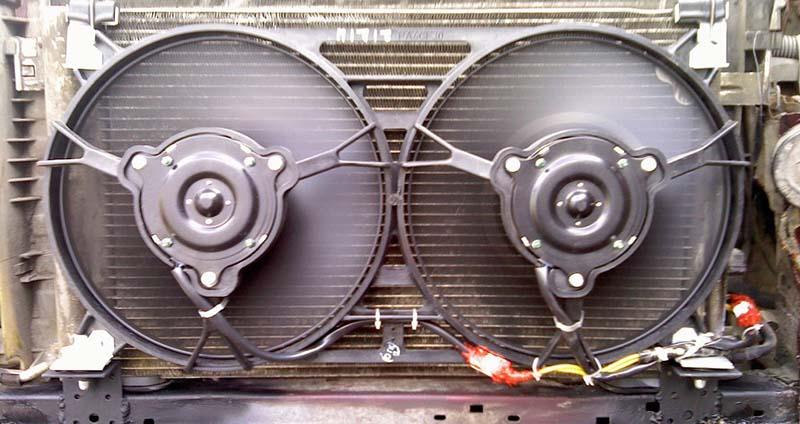 Постоянно включается вентилятор радиатора - что делать?