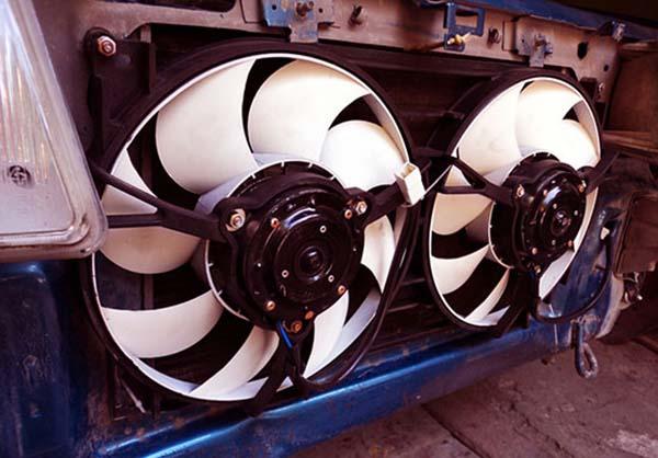 Часто включается вентилятор двигателя - причины включения вентилятора