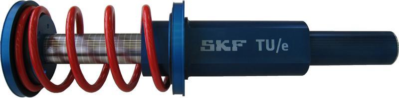 электромагнитная подвеска автомобиля SKF