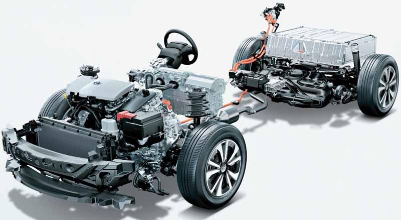 Из чего состоит гибридный автомобиль