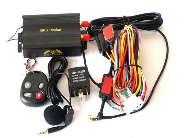 подключение GPS трекера для слежения авто от угона автомобиля