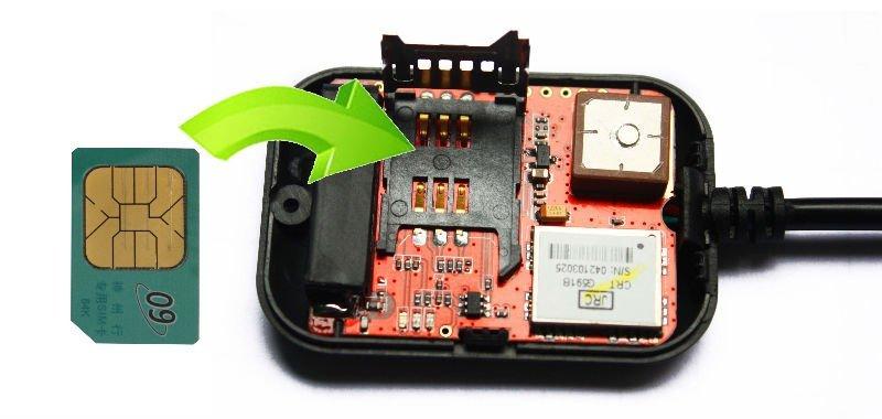 GPS трекер для машины