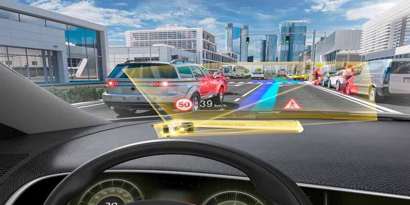 Новые интеллектуальные системы автомобилей