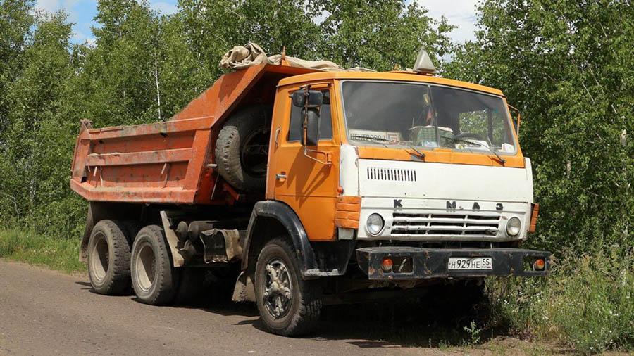 КамАЗ 5511. Обзор грузового автомобиля, грузоподъемность КамАЗ 5511