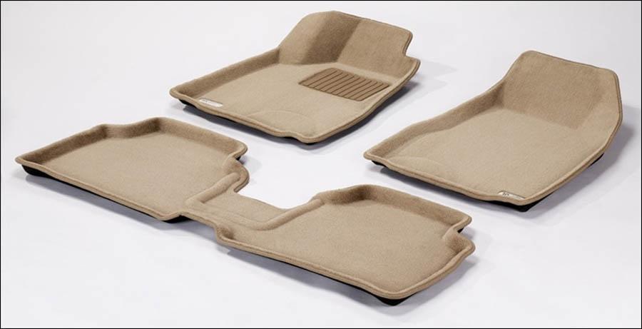 универсальные коврики в салон автомобиля - подбор по марке авто