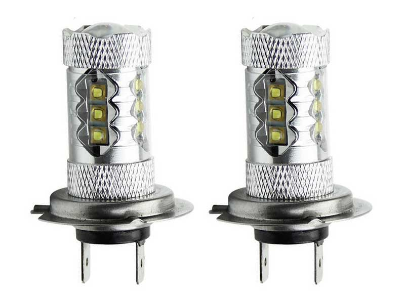 Как выбрать хорошую лампу в ближний свет H7