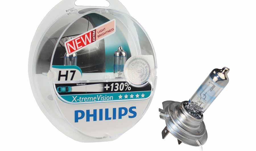 H7 Philips X-treme Vision 12972XV