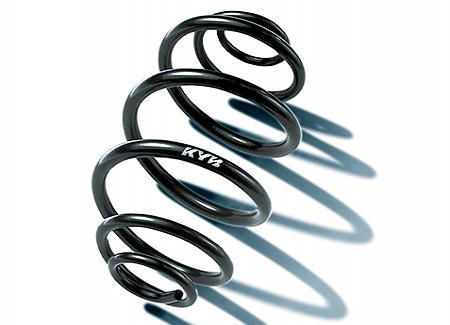 пружины KYB. для цветовой маркировки пружин автомобиля