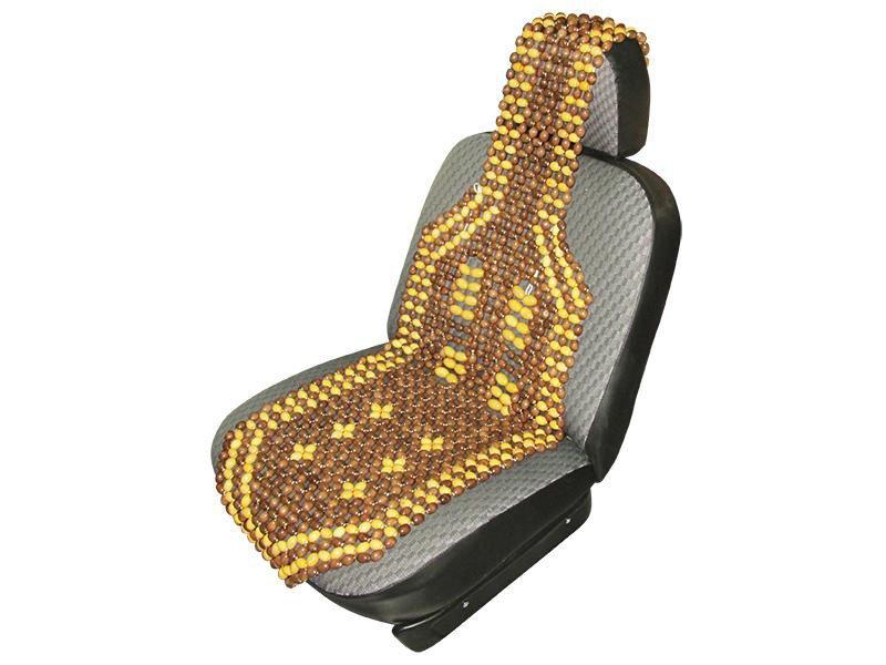 Массажная накидка на водительское сиденье