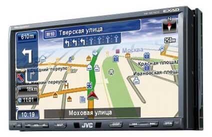 Магнитола ГУ 2DIN JVC KW-NX7000