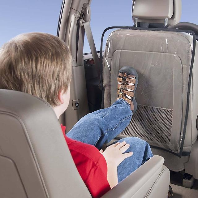 защитная накидка на сиденье от ног ребенка