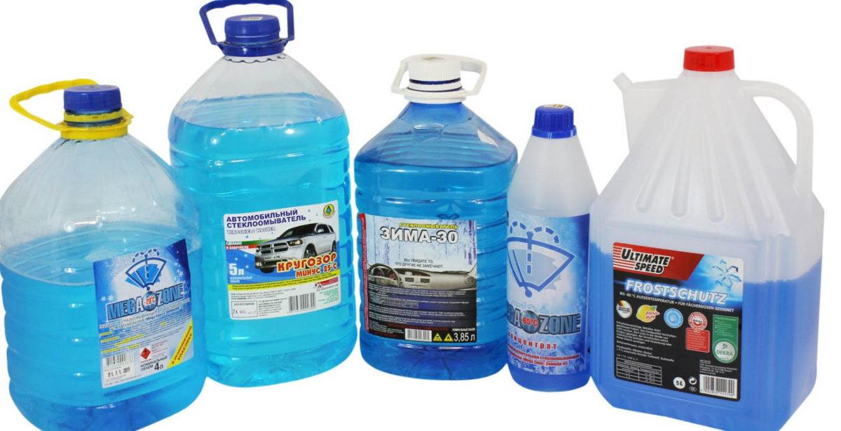 Из чего делается незамерзающая жидкость? Незамерзайка в России