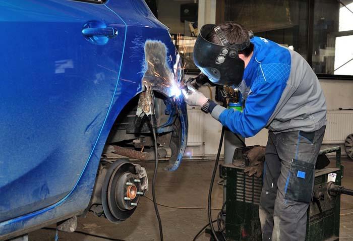 норма-час ремонта кузова автомобиля