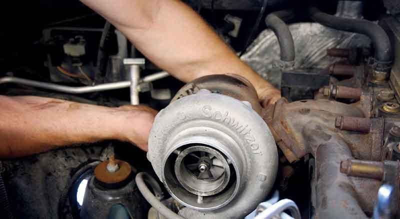 Нормо-час на ремонт турбины Opel Zafira B