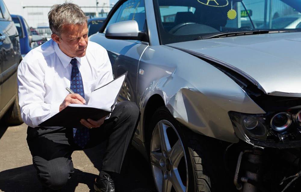 Оценка автомобиля при ДТП