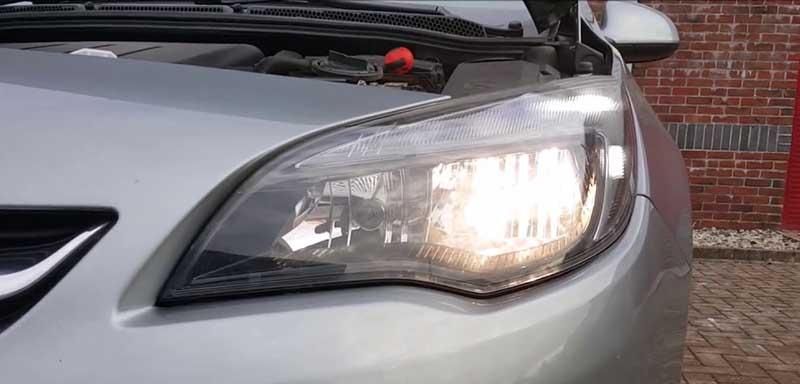 Лампы ближнего света Opel Astra J