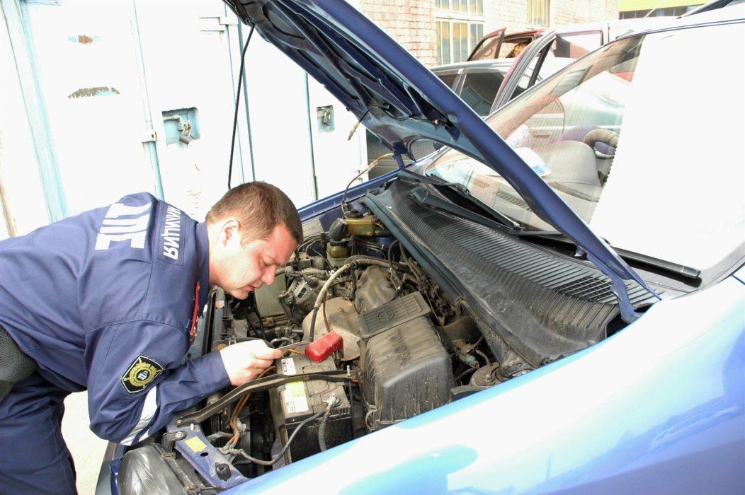 осмотр автомобиля и советы выбора автомобиля