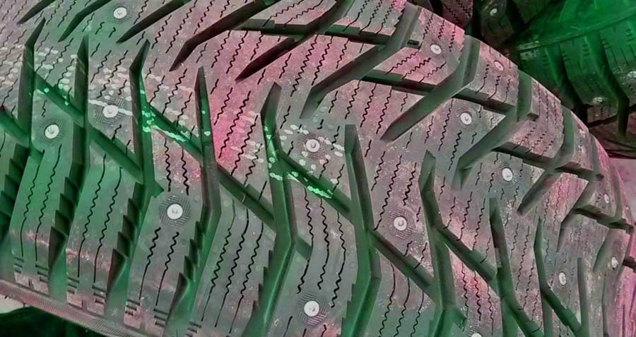 Шипованная зимняя резина Sailun R18