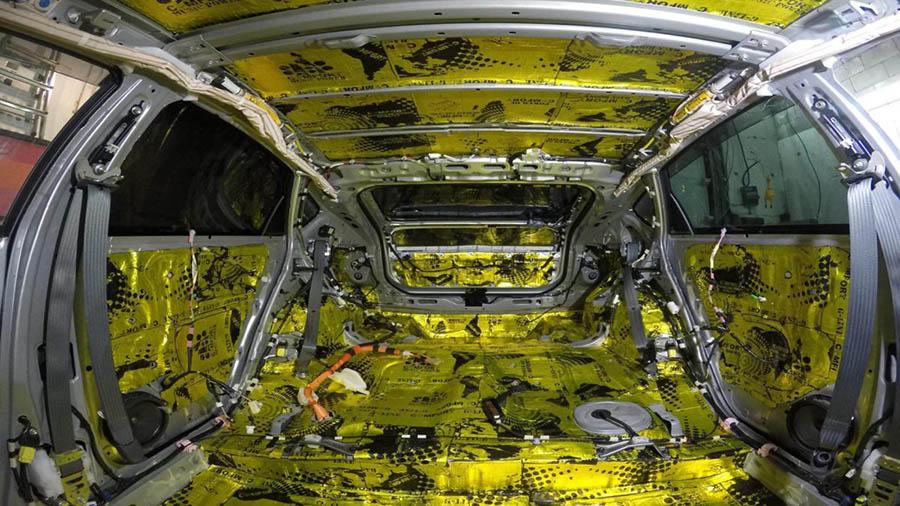 Шумоизоляция автомобиля своими руками. Пошаговая инструкция шумоизоляции