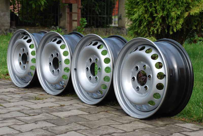 Как восстановить стальные диски