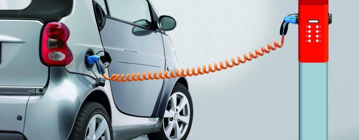 Высоковольтная зарядка для электромобиля, зарядная станция