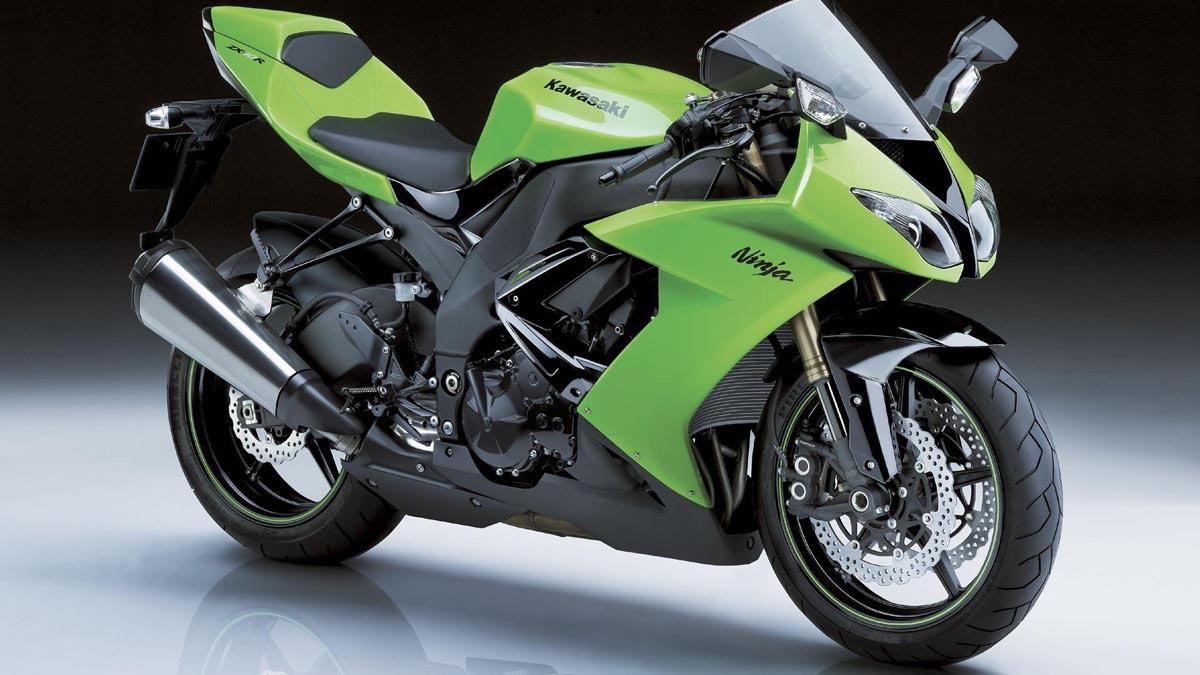 Выбор спортивного мотоцикла для новичка