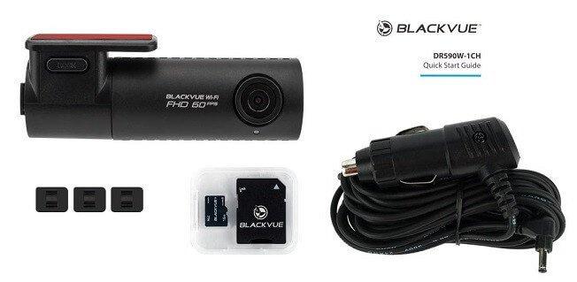 Видеорегистратор Blackvue DR400G HD - внешний вид Видеорегистратора Blackvue DR400G HD