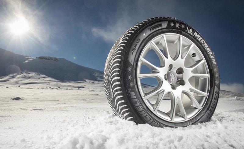 Зимние шины разрешены не во всех странах Европы!