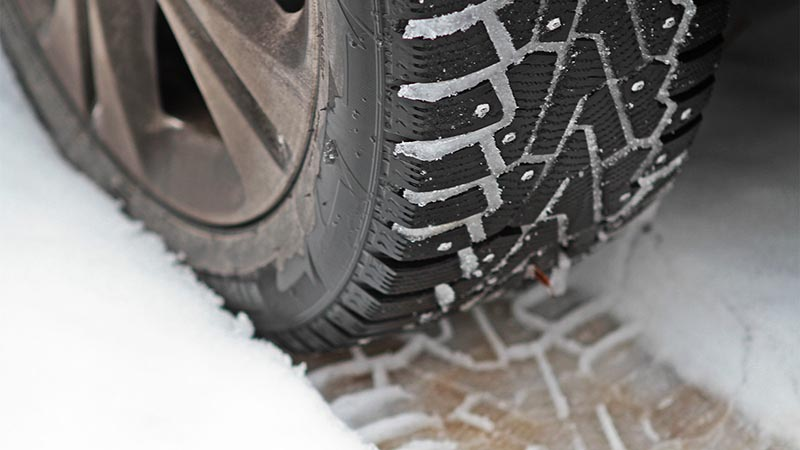 Зимние шины в Европе. Португалия - шипованные шины запрещены законом!