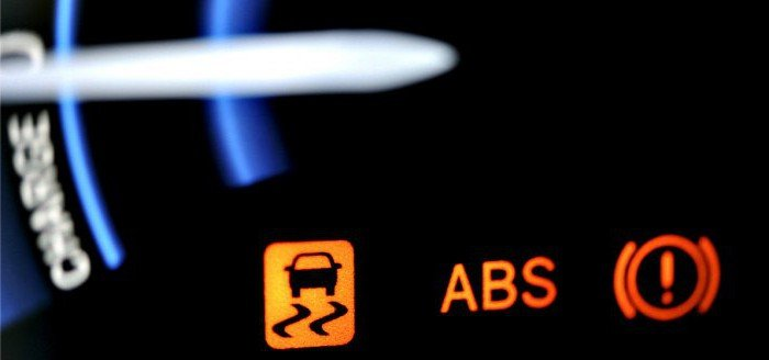 Значок АБС загорелся и не гаснет - что делать. Ошибка АБС блока