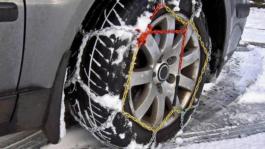 цепи на колеса для бездорожья на легковой авто