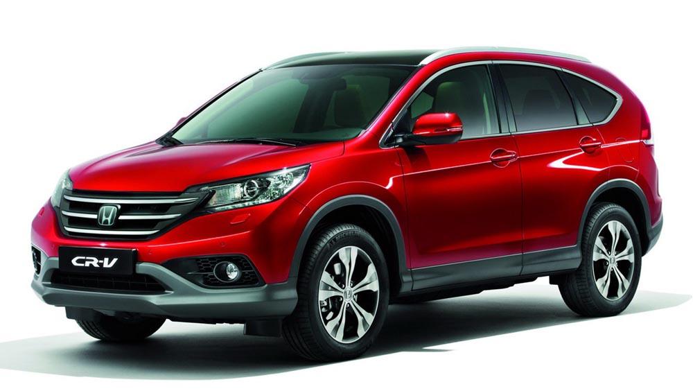 дорожный просвет Honda CR-V 170 мм