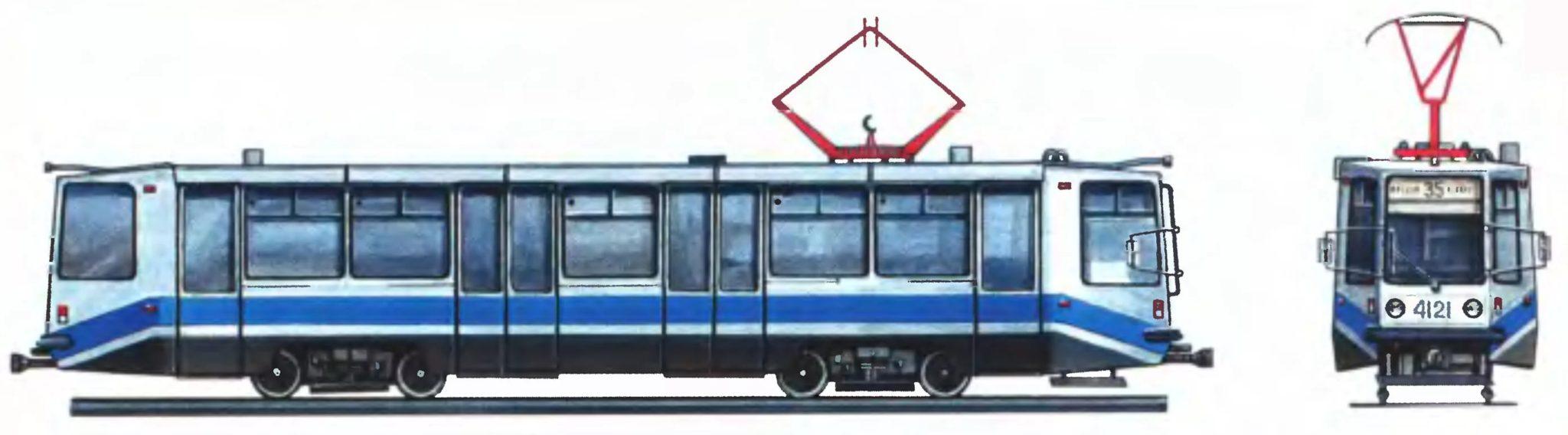 расшифровка категории трамваев