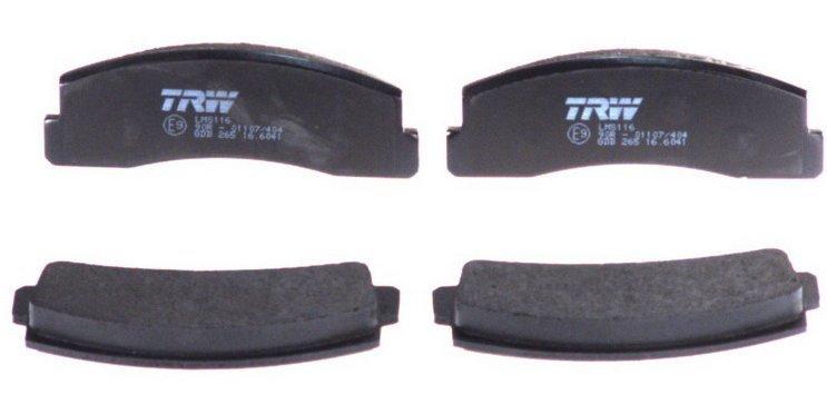 лучшие тормозные колодки для ВАЗ 2114