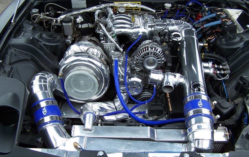 турбированный двигатель - avtofun.ru