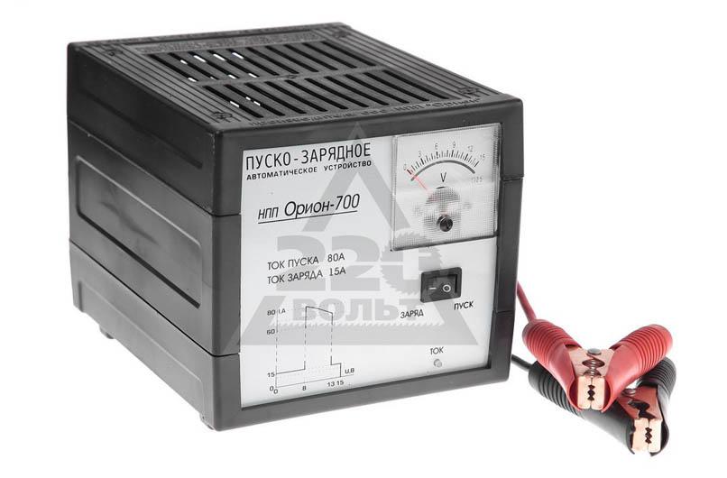 автоматическое зарядное устройство ОРИОН PW700